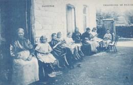 Bassenge, Tresseuses De Paille (pk42575) - Bassenge