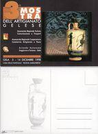 - GELA (CL) - 3° Mostra Dell'Artigianato Gelese - - Exposiciones