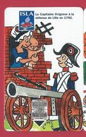 PIAF LILLE Le Capitaine Ovigneur 1792 ISLA 100u 12/98 2000 Exemplaires - Francia