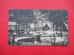 BENDERY Bessarabia 1915 Fountain, Boulevard. Russian Postcard. - Moldova