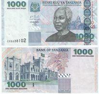 Tanzania 1.000 Shilingi 2006 Pick 36.b Ref 1432 - Tanzania