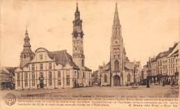 SINT-TRUIDEN - Groote Plaats - Sint-Truiden