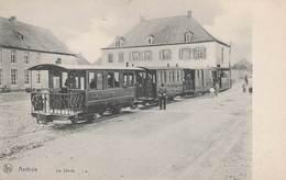 Anthee La Place Tram A Vapeur - Onhaye