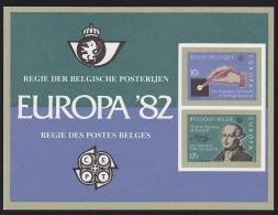 Belgium (1982) Universal Suffrage. Edict Of Tolerance. Scott Nos 1116-7.  Yvert Nos 2048-9. Deluxe Proof (LX71). - Prove E Ristampe