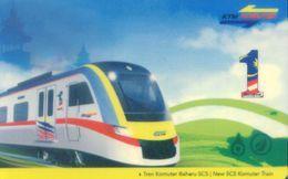 Malaysia Transport Card, (1pcs) - Malaysia