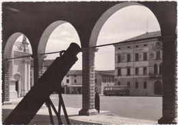 A183  VITTORIO VENETO TREVISO DAL MUSEO DELLA BATTAGLIA 1965 - Treviso
