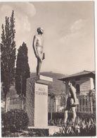 A184  VILLA CARCINA BRESCIA SCUOLA AVV PROFESSIONALE F GLISENTI PARTICOLARE 1958 - Brescia