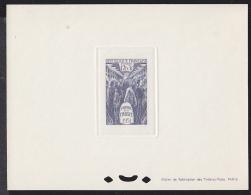 France (1951) Mail Car Interior. Deluxe Sheet.  Scott No B257, Yvert No 879. - Prove