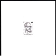 Belgium (1987) Albert Claude. Ministerial Proof. Noble Prize For Physiology/medicine, 1974. Scott No B1059, Yvert No 224 - Fogli Ministeriali