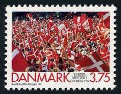 DENMARK   Soccer Football  EURO 1992  1v. Perf. - Europees Kampioenschap (UEFA)