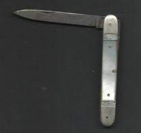 Pocket Knife Fischer. - Tools