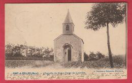 Pont-à-Celles - Chapelle De Notre-Dame De Lourdes - 1907 ( Voir Verso ) - Pont-à-Celles