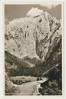 AK  Scharitzkehl Alpe Mit Hohem Göll Bei Berchtesgaden - Berchtesgaden