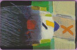 Télécarte Luxembourg °° SC21 - Peintre Henri Kraus -Orga1- 50u - 2000 - RV. - Luxembourg