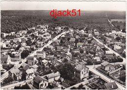 EN AVION AU-DESSUS DE ... ACHERES (S.-et-O.) - Parc Surmont - 1958 - Acheres