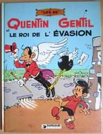 Belle E.O. LES AS Tome1 QUENTIN GENTIL Et LE ROI DE L'EVASION Par GREG - Livres, BD, Revues