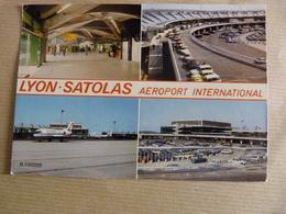 AIRPORT / FLUGHAFEN / AEROPORT   LYON SATOLAS - Aerodromi