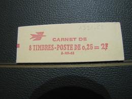 CARNET COQ DE DECARIS N°1331-C2 - S-101-63 ** - Usage Courant