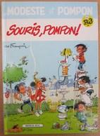 Belle Ré-édition MODESTE Et POMPON Tome3 SOURIS, POMPON ! De FRANQUIN - Franquin