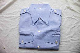Chemise Bleue 40GMArmée De L'Air - Uniforms