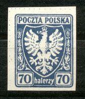 Polska Polen 1919 - Fischer 64 (*) - 1919-1939 Republic