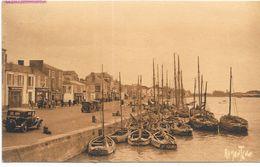 SAINT GILLES CROIX DE VIE: LE QUAI - Saint Gilles Croix De Vie