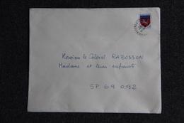 Lettre De FRANCE ( CHAMALIERES), Gand Format , N°1503 - Marcophilie (Lettres)