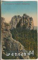 Fischbach Im Riesengebirge V.1918  Der Forstberg  (13015) - Schlesien