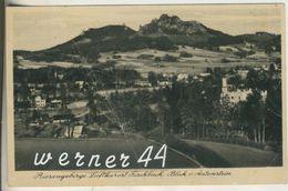 Fischbach V.1940 Blick Vom Antonstein Zum Dorf  (13016) - Schlesien