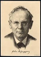 B1039 - Künstlerkarte - Dr. Cossmann - Peter Rosegger - Volksbund F. D. Deutschtum Im Ausland - VDA TOP - Illustrators & Photographers