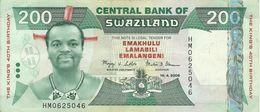 SWAZILAND - 200 EMALANGENI - 2008 - HM0625046 - SEE PHOTOS - EXCELLENT PRICE - Swaziland