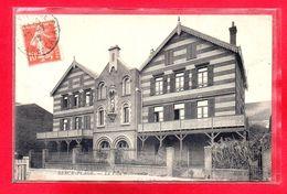 62-CPA BERCK PLAGE - LA VILLA AUSTREBERTHE - Berck