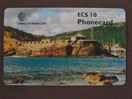 ANTIQUA & BARBUDA  Chip Phonecard - Antigua And Barbuda