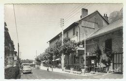 73  MONTMELIAN  Hotel Des Negociants  Le Rocher De La Savoyarde - Montmelian