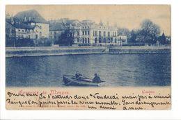 19192 - Souvenir De Morges Casino Barque - VD Vaud