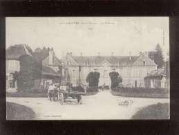 52 Puellemontier Le Chateau édit. Lorichon Attelage  Vélo - France