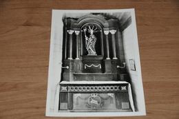 779- Wezeren, Sint Amanduskerk, Altaar........... - Belgique