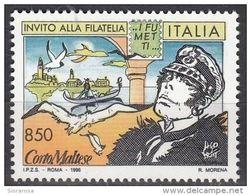 2373 Italia 1996 Fumetti : Corto Maltese - Nuovo MNH - Fumetti