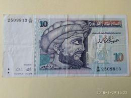 10 Dinars 1994 - Tunisia
