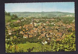 CPSM ALLEMAGNE - WEIN U. Luftkurort Kappelrodeck Im Schwarwald - Très Jolie Vue Générale Du Village - Allemagne