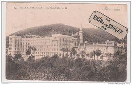 83 Toulon -  Cpa / San Salvadour - Vue Générale. Circulé. - Toulon
