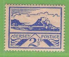 MiNr.7x Xx Deutschland Besetzte Gebiete II.WK Kanalinseln Jersey - Besetzungen 1938-45