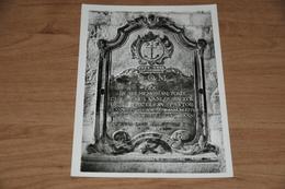 787- Wezeren, Sint Amanduskerk, Grafmonument............... - België