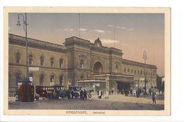 19202 - Magdeburg Bahnhof Voitures - Magdeburg
