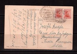 World Cup - 1930, Cancellation-2(Postcard) Football, Soccer, Fussball,calcio, R - 1930 – Uruguay
