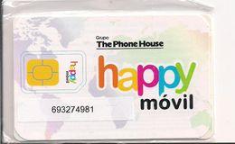 TARJETA GSM HAPPY MOVIL - Tarjetas Telefónicas