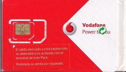 TARJETA GSM VODAFONE - Tarjetas Telefónicas