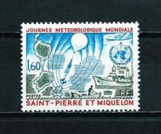 St. Pedro Y Miquelon  Nº Yvert  433  En Nuevo - St.Pedro Y Miquelon