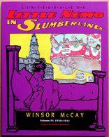 EO Intégrale WINSOR McCAY : LITTLE NEMO IN SLUMBERLAND, Volume 4, 1910-1911 (Zenda, 1990) - Little Nemo
