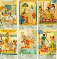 LIEBIG : S_1280 : 'Isis Et Osiris - Zonder Classificatie